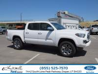 2019 Toyota Tacoma Limited Truck Double Cab V-6 cyl