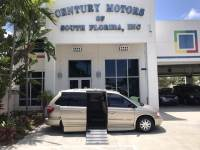 2003 Chrysler Town & Country Limited BRAUN Entervan Handicap Wheelchair Ramp Van