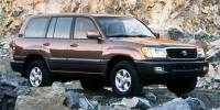 Pre-Owned 2000 Toyota Land Cruiser