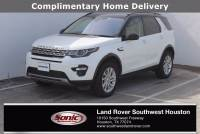 Certified Used 2017 Land Rover Discovery Sport HSE in Houston
