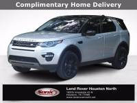 Used 2019 Land Rover Discovery Sport HSE LUX in Houston