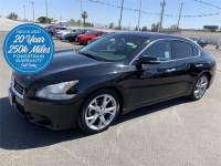 Used 2012 Nissan Maxima 3.5 SV For Sale in Bakersfield near Delano | 1N4AA5AP1CC859956