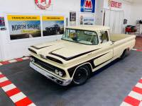1961 Chevrolet Pickup -APACHE 10 - OLD SCHOOL TRUCK - VERY CLEAN - SEE VIDEO