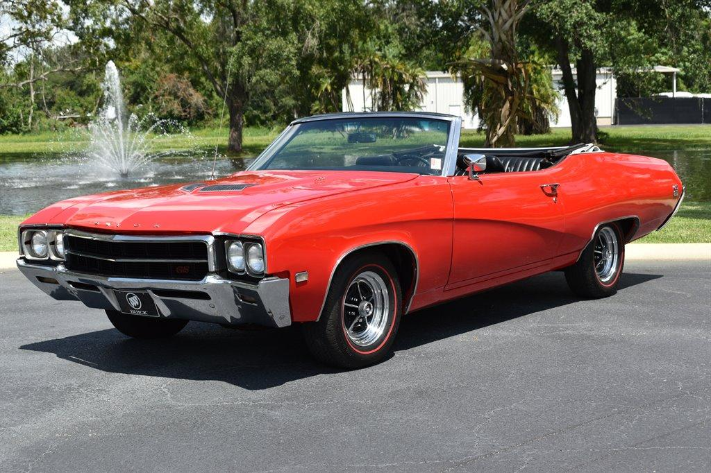 Photo 1969 Buick GS 400