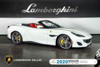 Used 2019 Ferrari Portofino For Sale Richardson,TX | Stock# LT1375 VIN: ZFF89FPA0K0240115