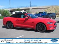 2019 Ford Mustang GT Premium Convertible V-8 cyl