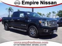 Used 2017 Nissan Titan XD Platinum Reserve Diesel For Sale in Ontario CA | Serving Los Angeles, Fontana, Pomona, Chino | 1N6BA1F47HN549938