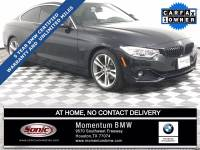Certified Used 2017 BMW 430i w/SULEV Coupe in Houston