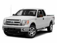 Pre-Owned 2014 Ford F-150 2WD SuperCab 6-1/2 Ft Box XL VIN1FTFX1CF9EKD38519 Stock Number9848A
