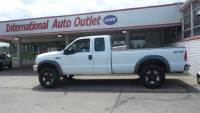 2004 Ford F-250 Super Duty XLT 4dr SuperCab 4X4 for sale in Cincinnati OH