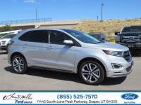 2018 Ford Edge Sport SUV V-6 cyl