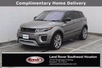 Certified 2017 Land Rover Range Rover Evoque Autobiography in Houston