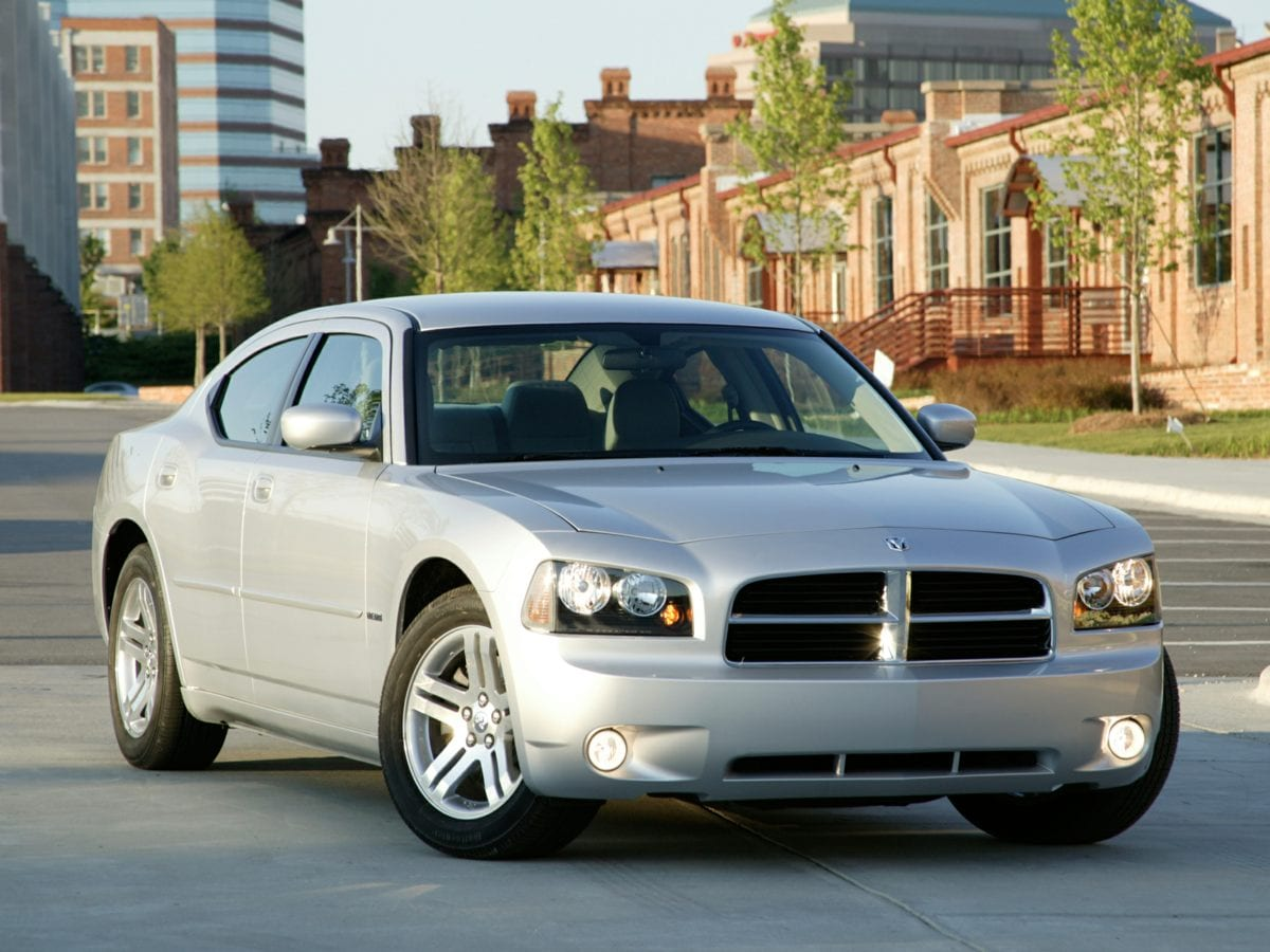 Photo 2008 Dodge Charger RT Sedan In Clermont, FL