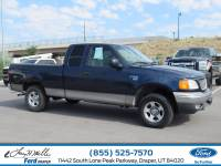 2004 Ford F-150 Heritage Truck Super Cab V-8 cyl
