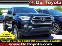 Certified Pre-Owned 2017 Toyota Tacoma For Sale in Thorndale, PA | Near Malvern, Coatesville, West Chester & Downingtown, PA | VIN:3TMCZ5AN7HM076737