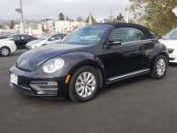 2018 Volkswagen Beetle 2.0T Convertible XSE serving Oakland, CA
