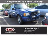 2004 Ford Ranger Edge (2dr Supercab 4.0L Edge) Truck Super Cab in Clearwater