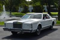 1977 Lincoln Continental Mark V Cartier Serie