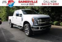Pre-Owned 2018 Ford Super Duty F-250 SRW LARIAT 4WD Crew Cab 6.75' Box VIN1FT7W2BT6JEB67970 Stock NumberF276525A