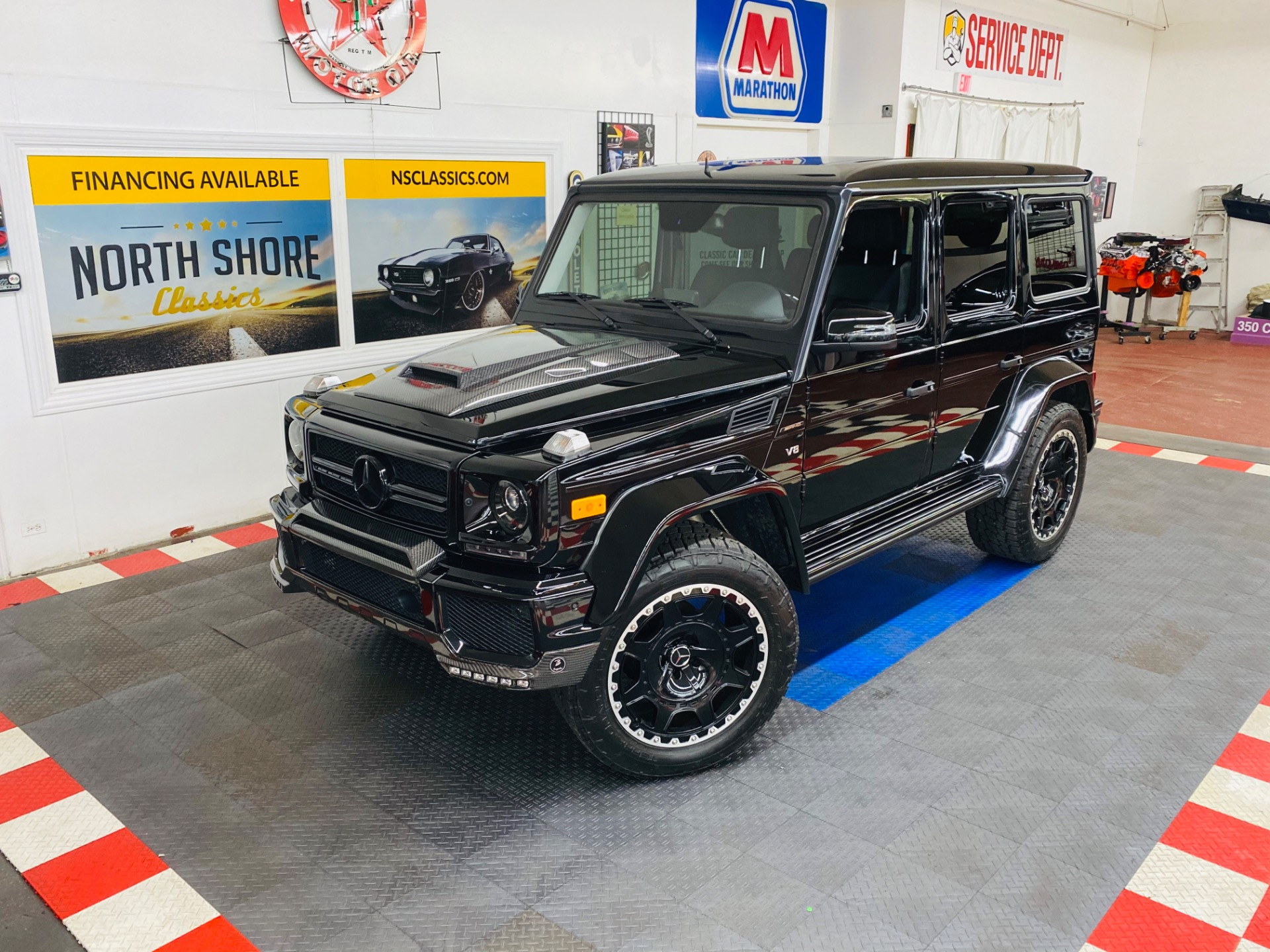 Photo 2013 Mercedes-Benz G-Class -G 550 - 4 INCH LIFT - RECENT SERVICE COMPLETED - SEE VIDEO