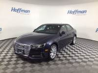 Certified 2018 Audi A4 For Sale Near Hartford Serving Avon, Farmington and West Simsbury