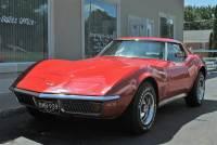 1972 Chevrolet Corvette Stingray for sale in Flushing MI