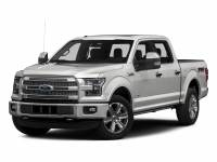 Pre-Owned 2016 Ford F-150 4WD SuperCrew 5-1/2 Ft Box Platinum VIN1FTEW1EG1GFA33502 Stock Number09075B