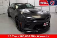 Used 2018 Chevrolet Camaro For Sale at Duncan Hyundai | VIN: 1G1FE1R75J0156319