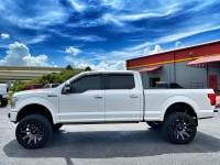 Used 2019 Ford F-150 PLATINUM V6 ECOBOOST LIFTED PLATINUM CREW