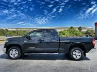 Used 2018 Toyota Tundra BLACK DOUBLE CAB V8 1 OWNER CARFAX CERT