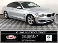Pre-Owned 2014 BMW 428i w/SULEV Coupe in Houston, TX