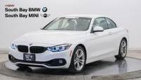 Certified 2018 BMW 430i Convertible Convertible in Torrance