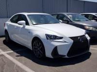 Used 2017 LEXUS IS For Sale at Subaru of El Cajon   VIN: JTHBA1D28H5060970