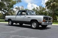 1990 Dodge W 150