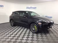 2017 Certified Porsche Cayenne E-Hybrid For Sale West Simsbury | WP1AE2A25HLA69146