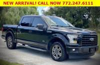 Pre-Owned 2017 Ford F-150 XL 2WD SuperCrew 5.5' Box