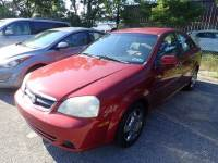 Used 2008 Suzuki Forenza For Sale at Moon Auto Group | VIN: KL5JD56ZX8K800354