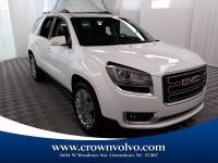Used 2017 GMC Acadia Limited Limited For Sale | Greensboro NC | HJ106072