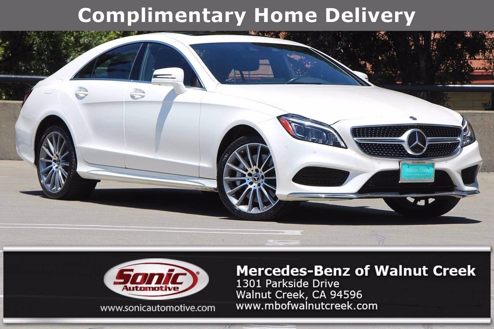 Photo 2017 Mercedes-Benz CLS 550 CLS 550 in Walnut Creek