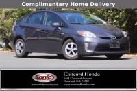 2014 Toyota Prius Three in Concord