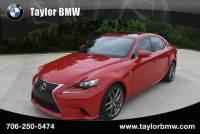 2016 Lexus IS 200t SEDAN in Evans, GA | Lexus IS 200t | Taylor BMW