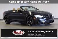 Pre-Owned 2016 BMW M4 Convertible in Montgomery, AL