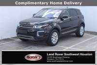 Certified Used 2017 Land Rover Range Rover Evoque SE Premium in Houston