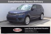 Certified Used 2019 Land Rover Range Rover Sport Dynamic in Houston