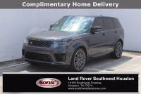Certified Used 2019 Land Rover Range Rover Sport HSE Dynamic in Houston