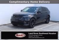 Certified Used 2019 Land Rover Range Rover Velar R-Dynamic SE in Houston