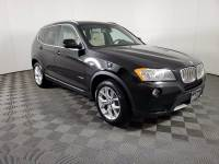 Pre-Owned 2013 BMW X3 xDrive28i in Denver, CO