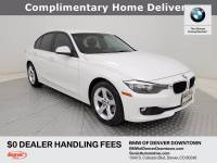 Pre-Owned 2014 BMW 320i xDrive in Denver, CO