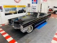 1965 Cadillac Eldorado - TRIPLE BLACK CONVERTIBLE - SHOW QUALITY RESTORATION -