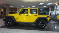 2009 Jeep Wrangler Unlimited X-4X4 for sale in Cincinnati OH